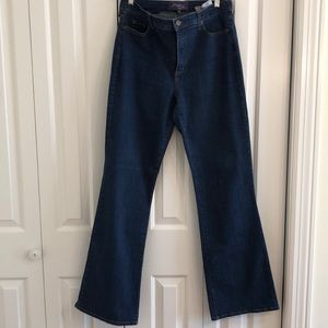 Not your daughters jeans size 12 flare Jean EUC